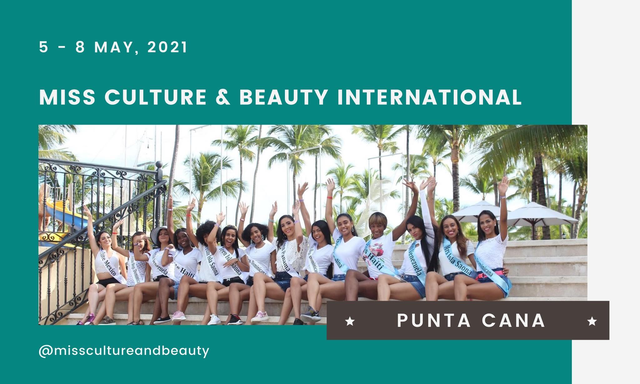 Miss Culture & Beauty International