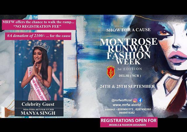 Montrose Runway Fashion Week Edition 3