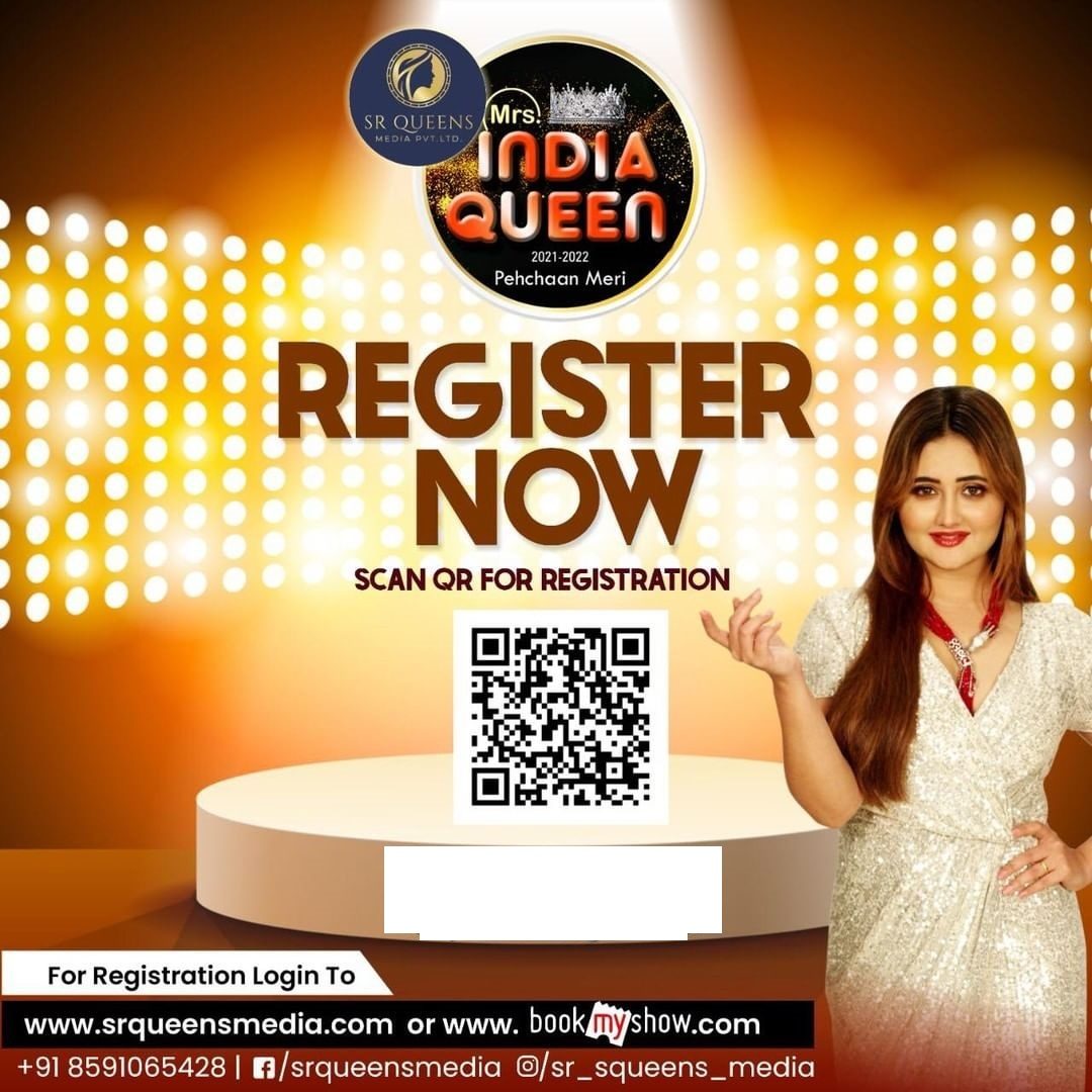 Mrs India Queen International 2021