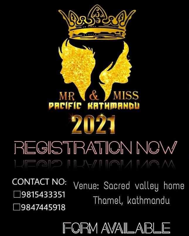 Mr & Miss Pacific Kathmandu