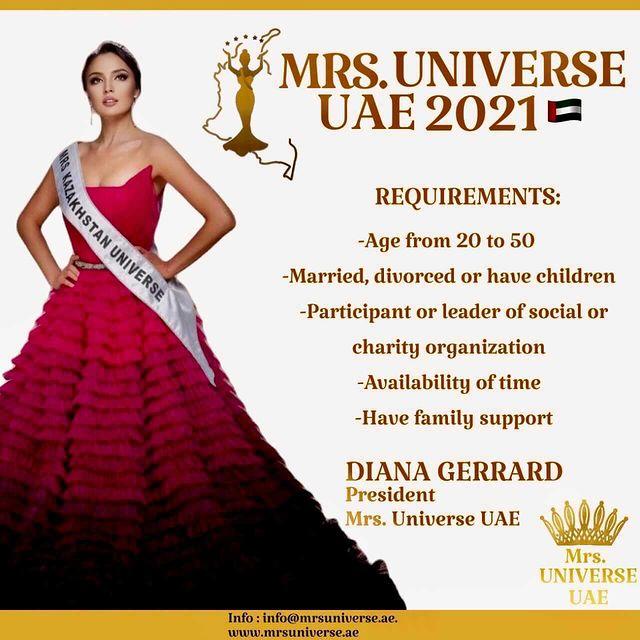Mrs. Universe UAE