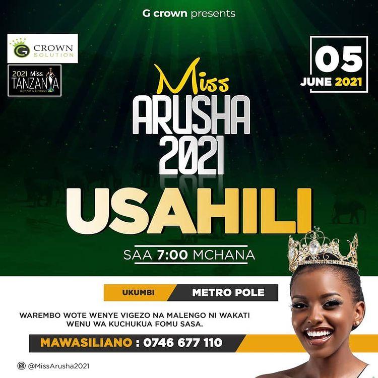 Miss Arusha 2021