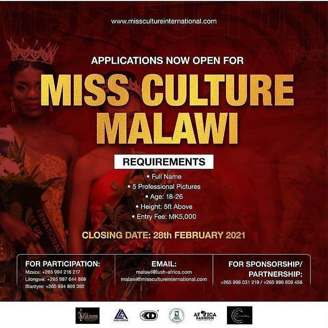 Miss Culture Malawi