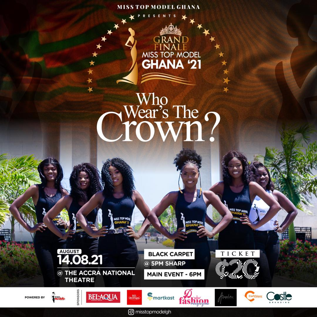 Miss Top Model Ghana 21 - Grand Finale
