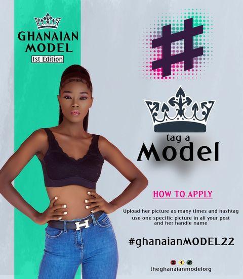 Ghanaian MODEL 2022