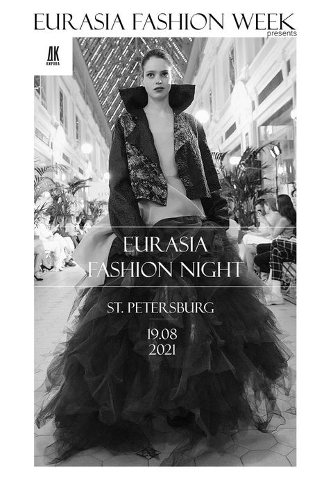 Eurasia Fashion Week - Second Preview
