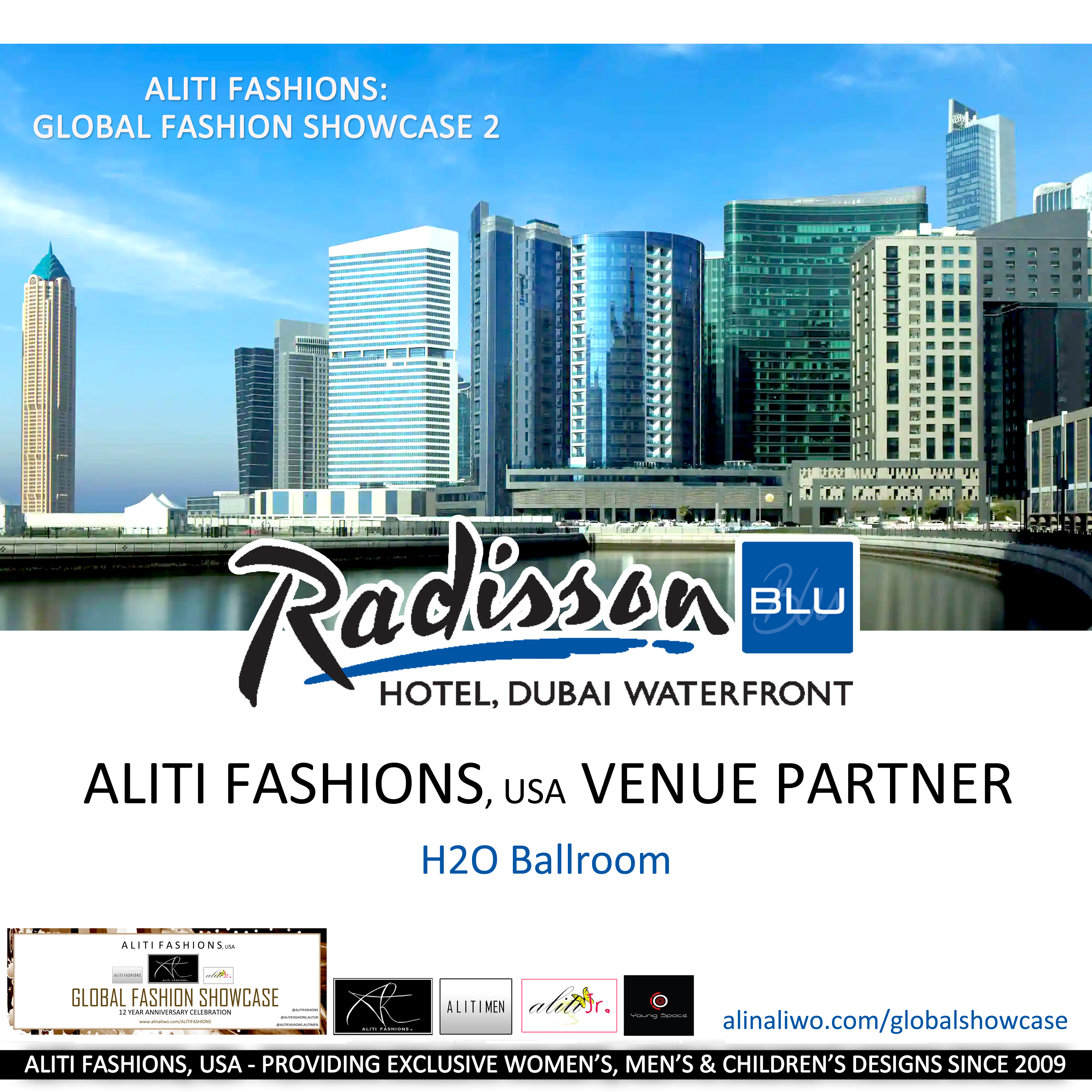 ALITI FASHIONS - Global Fashion Showcase 2