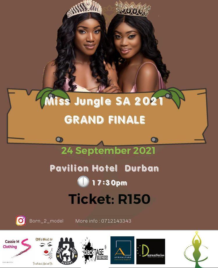 Miss Jungle SA 2021