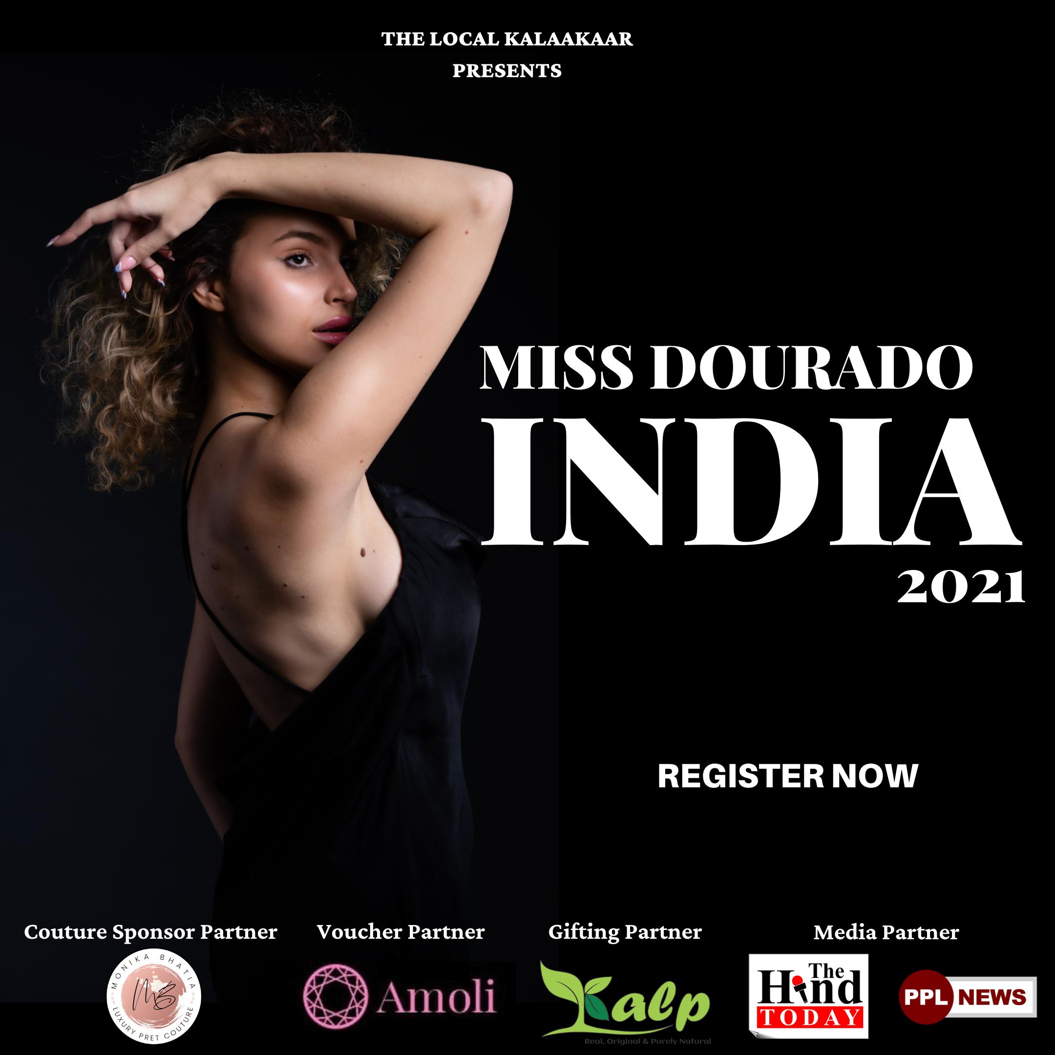 Miss Dourado India 2021