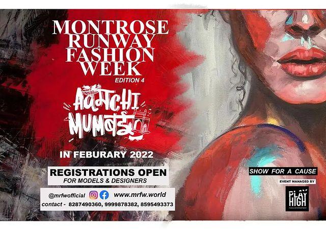 Montrose Runway Fashion Week - Edition 4
