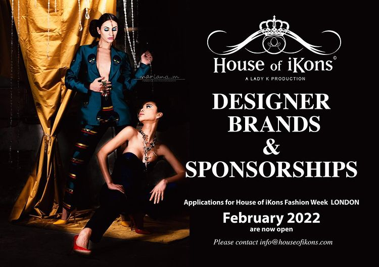 House of iKons Fashion Week LONDON