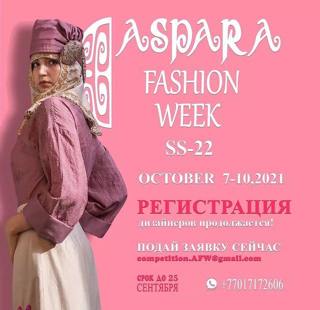 ASPARA FASHION WEEK