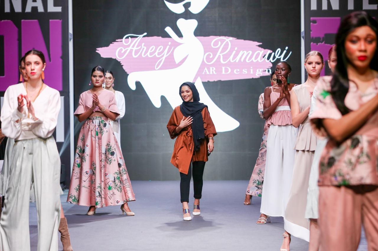 One more Milestone event by Cheryle Dias - International Fashion Week Dubai Season 11