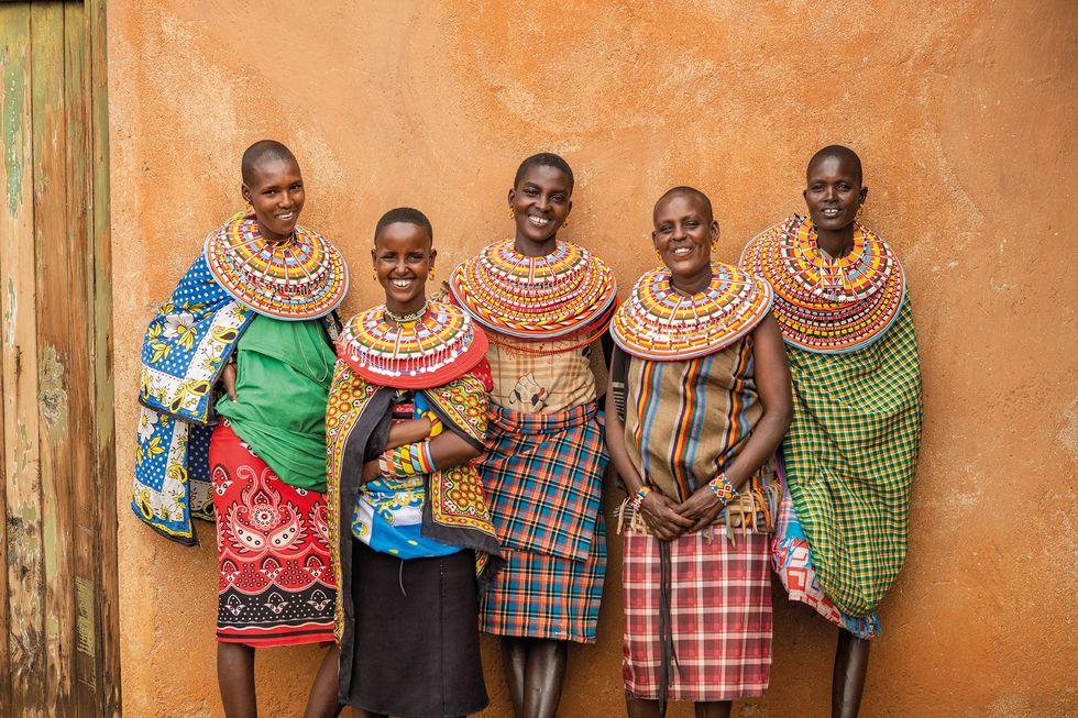 Loewe Launching Bag Collection to save Elephants in Kenya