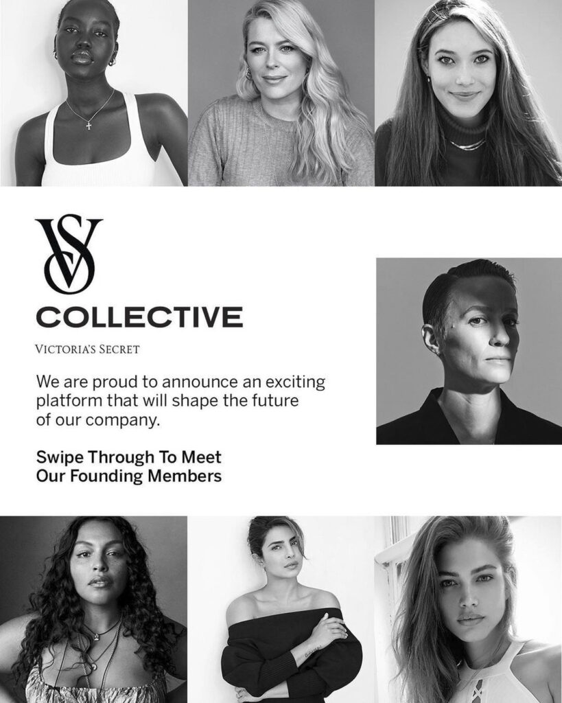 In Bold Rebrand, Victoria's Secret Pushes Female Empowerment