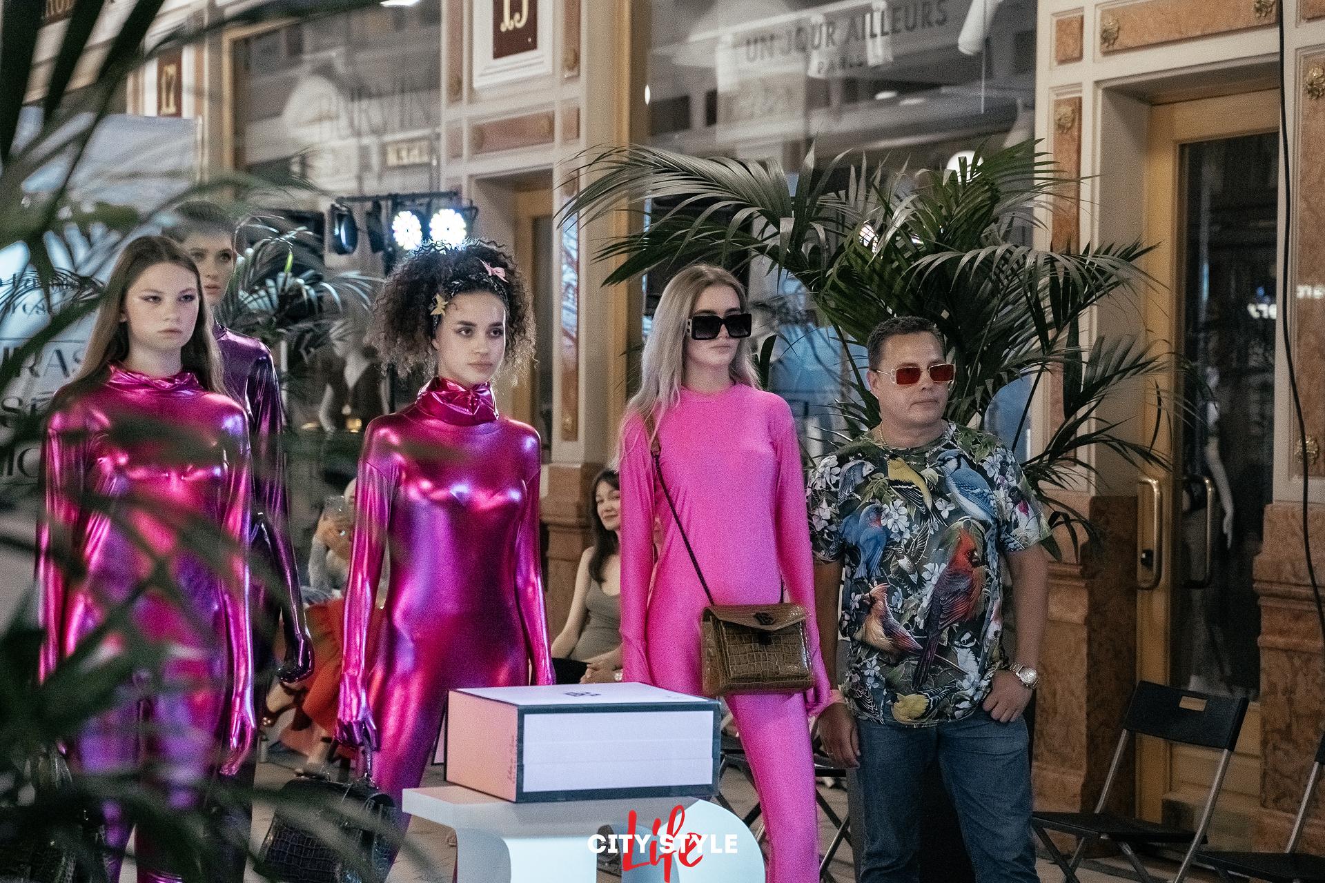 Eurasia Fashion Week concluded with winning smile of Jaf Jafri