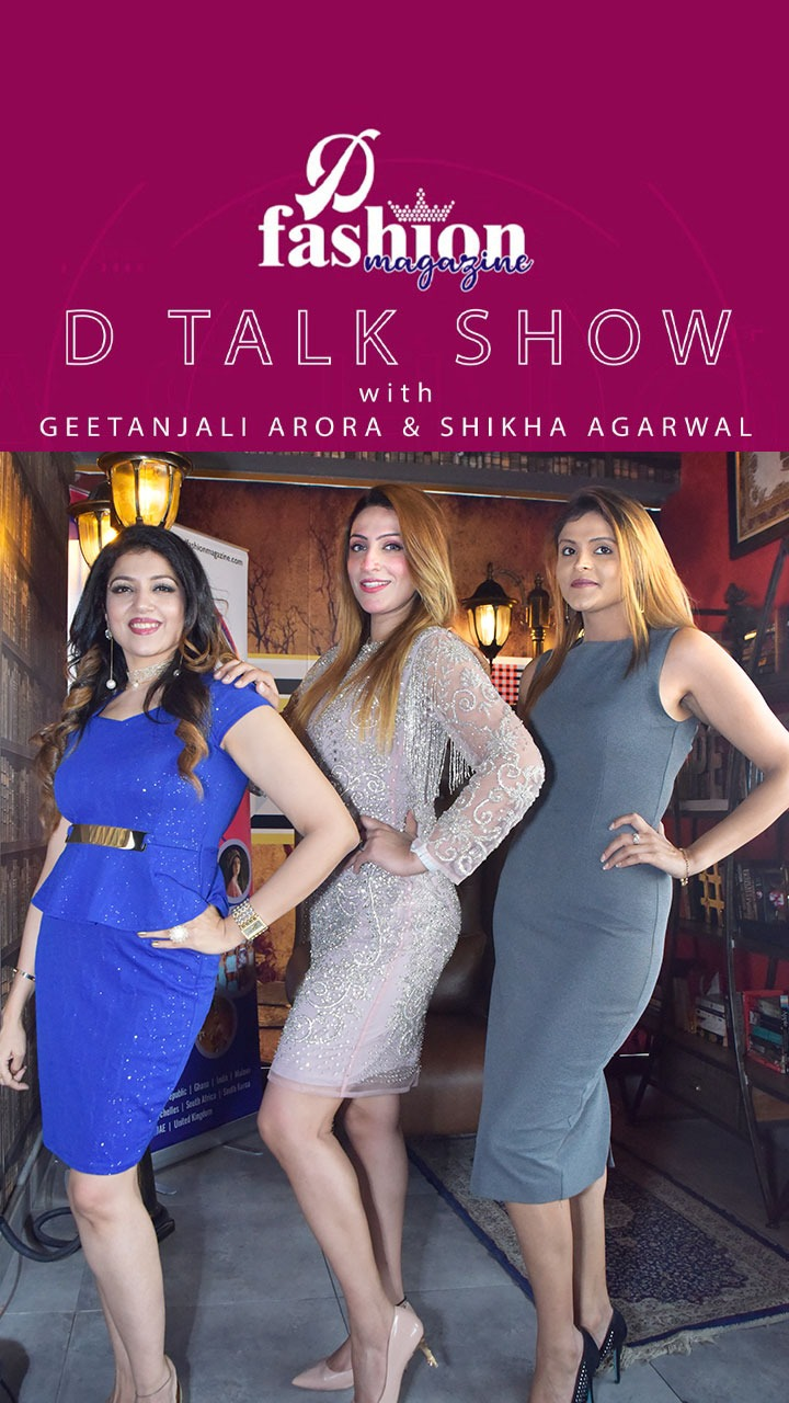 #DTalkShow with Leeza Bindra, The Social Media Sensation