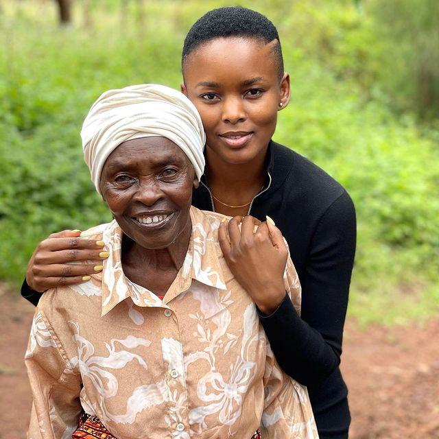 How International fashion model Flaviana Matata empowering the girl in Tanzania