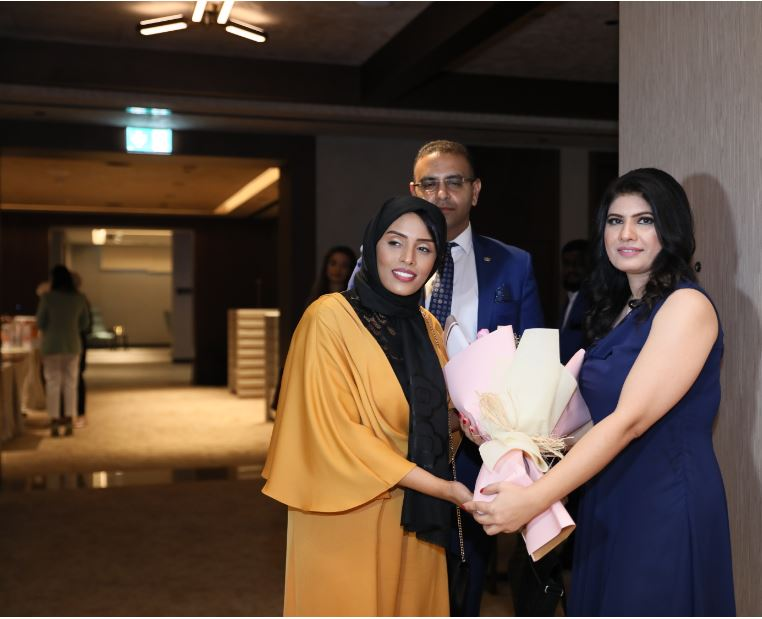 http://dfashionmagazine.com/Nousheen Mukhtar launched Women Leadership Summit 2021 to celebrate the success of women leaders
