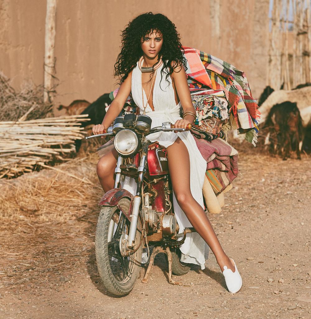 Mystic Mara Hoffman from Marrakech
