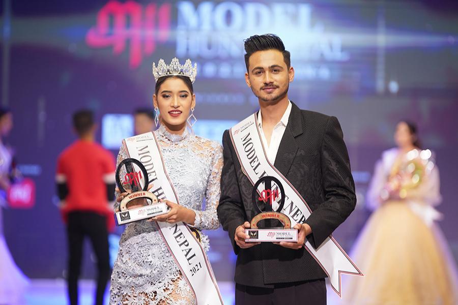 Model Hunt Nepal season 6: And the winner is Pravin and Anisha