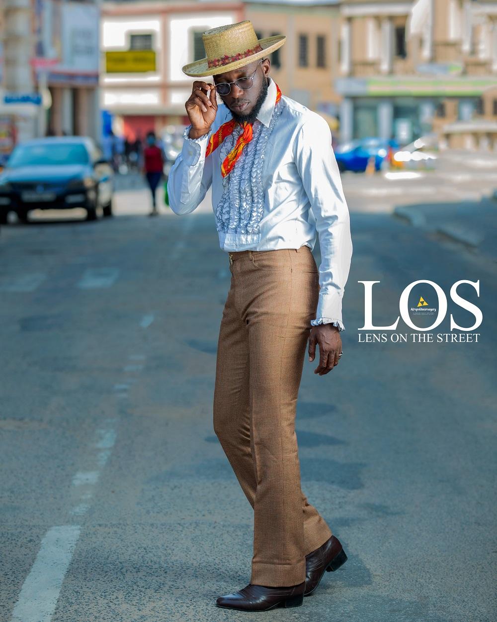 Model Spotlight from Ghana: LORD AMEYAO GIDIGLO