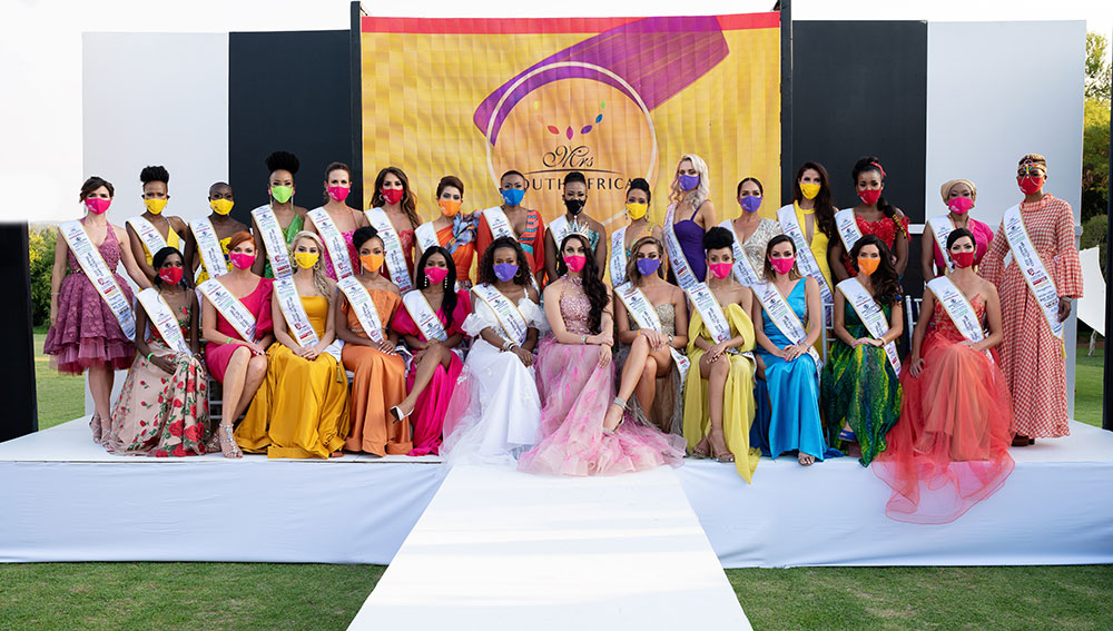 Meet the top 25 finalists vying for the Mrs South Africa crown 2020