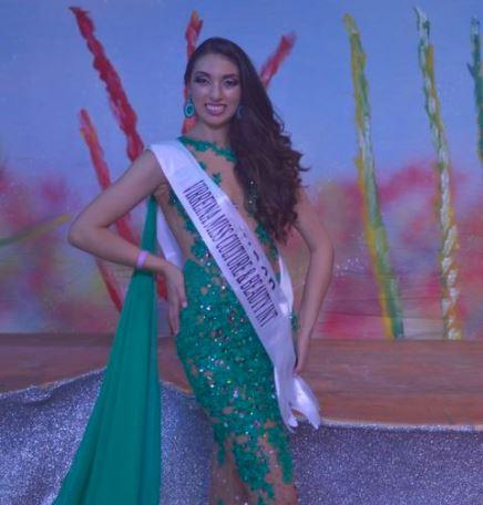 Ecuador is the new Virreina Miss Culture & Beauty International