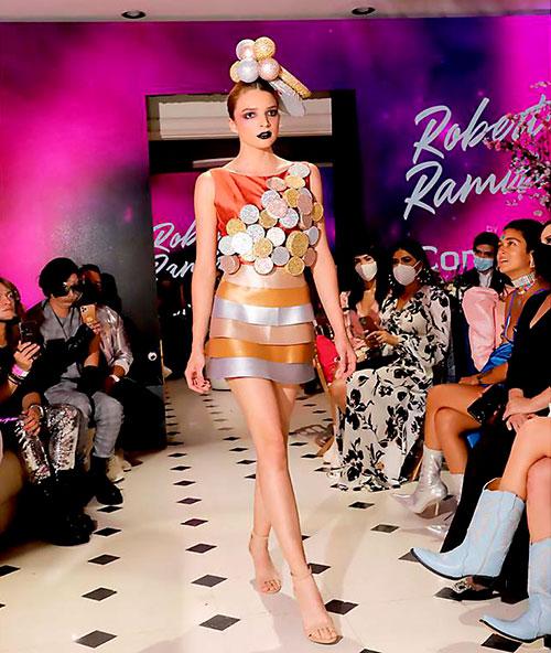 Cortitelas presented at Fashion Week Honduras 2021