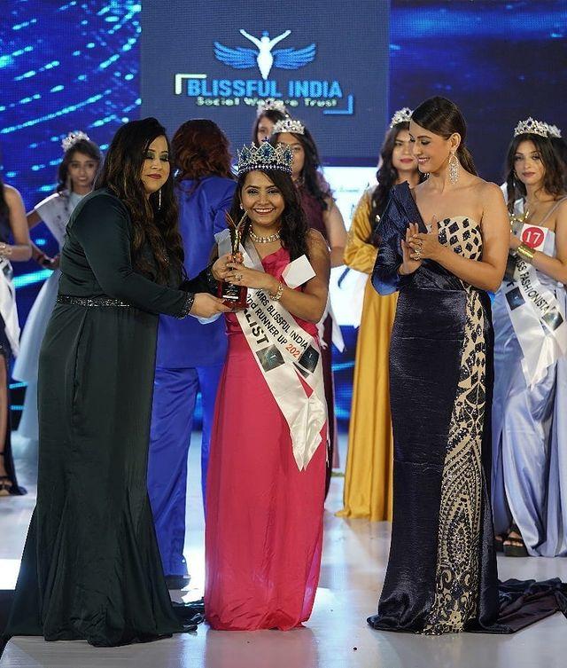 Meet the Baroness of Miss. and Mrs. Blissful India 2021: Jyoti Abhijeet Kamble
